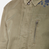 Maison Scotch Women's Army Jacket with Embroidery - Military Green: Image 5
