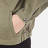 Maison Scotch Women's Army Jacket with Embroidery - Military Green: Image 6