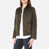 Barbour Heritage Women's Summer Cropped Border Jacket - Sage: Image 2