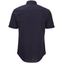 Dissident Men's Zenna Short Sleeve Shirt - Dark Navy: Image 2