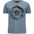 Dissident Men's Scarab T-Shirt - Citadel Blue: Image 1