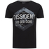 Dissident Men's Scarab T-Shirt - Black: Image 1