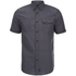 Dissident Men's Zenna Short Sleeve Shirt - Charcoal: Image 1