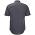 Dissident Men's Zenna Short Sleeve Shirt - Charcoal: Image 2