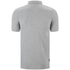 Dissident Men's Dunraven Polo Shirt - Light Grey Marl: Image 2