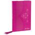 Ted Baker Purple Brogue Notebook - Citrus Bloom Range: Image 1