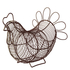 Eddingtons Chicken Egg Basket - Brown