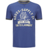 Tokyo Laundry Men's Tiger Lake T-Shirt - Cornflower Blue Marl: Image 1