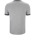 Tokyo Laundry Men's Double Stitched T-Shirt - Light Grey Marl: Image 2