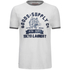 T-Shirt Homme Tiger Lake Brave Soul -Blanc: Image 1