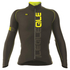 Alé Clima Protection 2.0 3 Season Jacket - Black/Yellow: Image 1