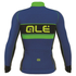 Alé PRR Bering Winter Jacket - Blue/Green: Image 2