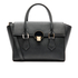 Vivienne Westwood Women's Opio Saffiano Leather Handbag - Black: Image 1