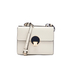 Vivienne Westwood Women's Opio Saffiano Leather Small Shoulder Bag - Beige: Image 1