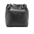 Vivienne Westwood Women's Belgravia Leather Bucket Bag - Black: Image 7