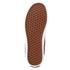 Vans Men's Old Skool Premium Leather Trainers - Parisian Night/True White: Image 5