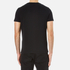 Versace Jeans Men's Studded Wave Detail T-Shirt - Black: Image 3