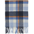 Barbour Country Plaid Scarf - Arctic: Image 2