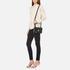 Radley Women's Smith Street Mini Foldover Cross Body Bag - Black: Image 2