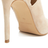 Kendall + Kylie Women's Estella Suede Strappy Heeled Sandals - Sand: Image 5