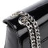 Love Moschino Women's Love Mini Heart Double Chain Strap Shoulder Bag - Black: Image 5