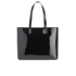 Love Moschino Women's Love Tote Heart Bag - Black: Image 7