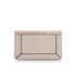 Dune Women's Ellio Reptile Reversible Fold Over Clutch Bag - Cream Reptile: Image 5