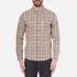 A.P.C. Men's Chemise Mick Shirt - Beige: Image 1