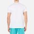 Lacoste Men's Basic Crew Neck T-Shirt - White: Image 3