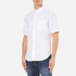 rag & bone Men's Standard Issue Short Sleeve Beach Shirt - White: Image 2