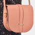 The Cambridge Satchel Company Women's Saddle Bag - Terracotta Grain: Image 3