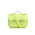 The Cambridge Satchel Company Women's Mini Satchel - Neon Yellow: Image 1
