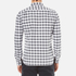 Superdry Men's Ultimate Pinpoint Long Sleeve Oxford Shirt - Kings Grey Check: Image 3