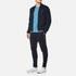 Polo Ralph Lauren Men's Double Knitted Tech Bomber Jacket - Navy: Image 3