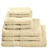 Restmor 100% Egyptian Cotton 7 Piece Supreme Towel Bale Set (500gsm) - Multiple Colours Available: Image 8