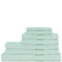Restmor 100% Egyptian Cotton 7 Piece Supreme Towel Bale Set (500gsm) - Multiple Colours Available: Image 2