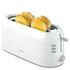 Kenwood TTP210 True 4 Slot Toaster - White: Image 1