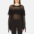 Wildfox Women's Mirage Sweatshirt - Clean Black: Image 1