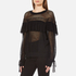 Wildfox Women's Mirage Sweatshirt - Clean Black: Image 2