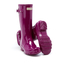 Hunter Kids' Original Gloss Wellies - Bright Violet: Image 5