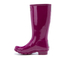 Hunter Kids' Original Gloss Wellies - Bright Violet: Image 4