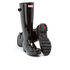 Hunter Women's Original Back Adjustable Gloss Wellies - Black: Image 5