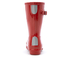 Hunter Toddlers' Original Gloss Wellies - Military Red: Image 3