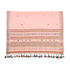 Paul Smith Women's Character Weave Tassel Scarf - Blush: Image 2
