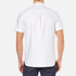 Lyle & Scott Men's Short Sleeve Oxford Shirt - White: Image 3