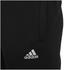 adidas Men's Essential Logo Cuffed Fleece Sweatpants - Black: Image 3