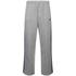 adidas Men's Essential 3 Stripe Fleece Sweatpants - Grey Marl: Image 1