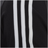 adidas Men's Essential 3 Stripe T-Shirt - Black: Image 3