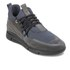 Android Homme Men's Runyon Caviar/Neoprene Trainers - Grey: Image 2