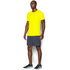 Under Armour Men's CoolSwitch Run T-Shirt - Yellow Ray: Image 2